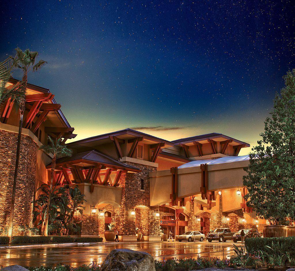 An image of San Manuel Casino