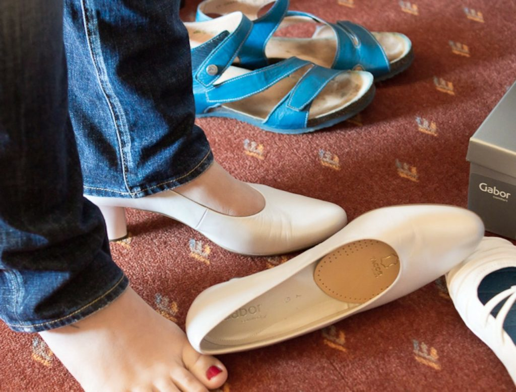 7 Shoe Fitting Hacks You Should Know About