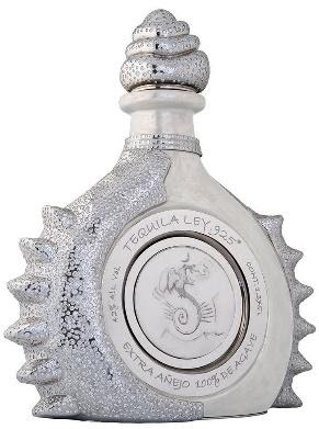 Platinum Bottle by Tequila Ley