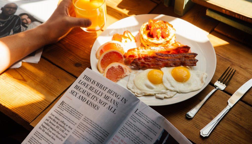 healthy breakfast ideas with eggs