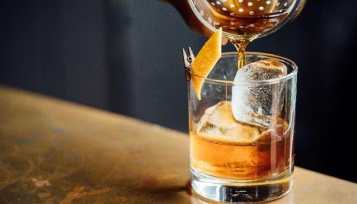 Peanut Butter Whisky Drinks