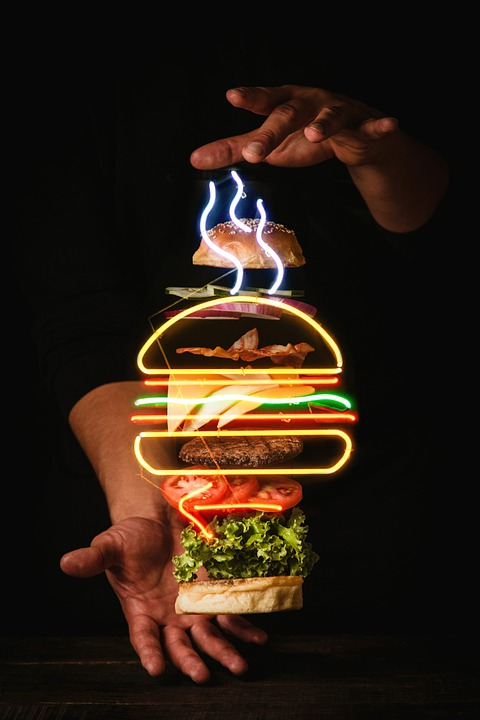 Fast food is turning to online