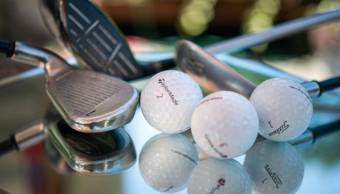 Which golf club is designed to hit the ball with the highest launch angle?