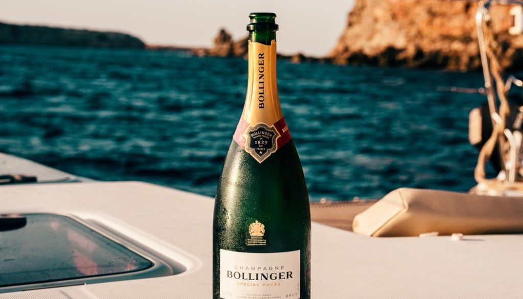 When Should You Drink Bollinger Champagne