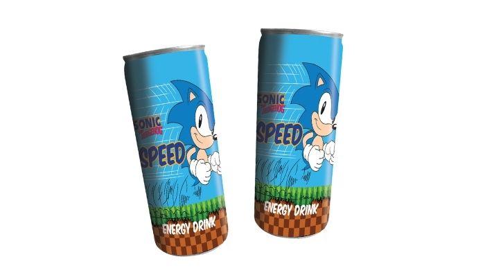 Sonic Energy Drink